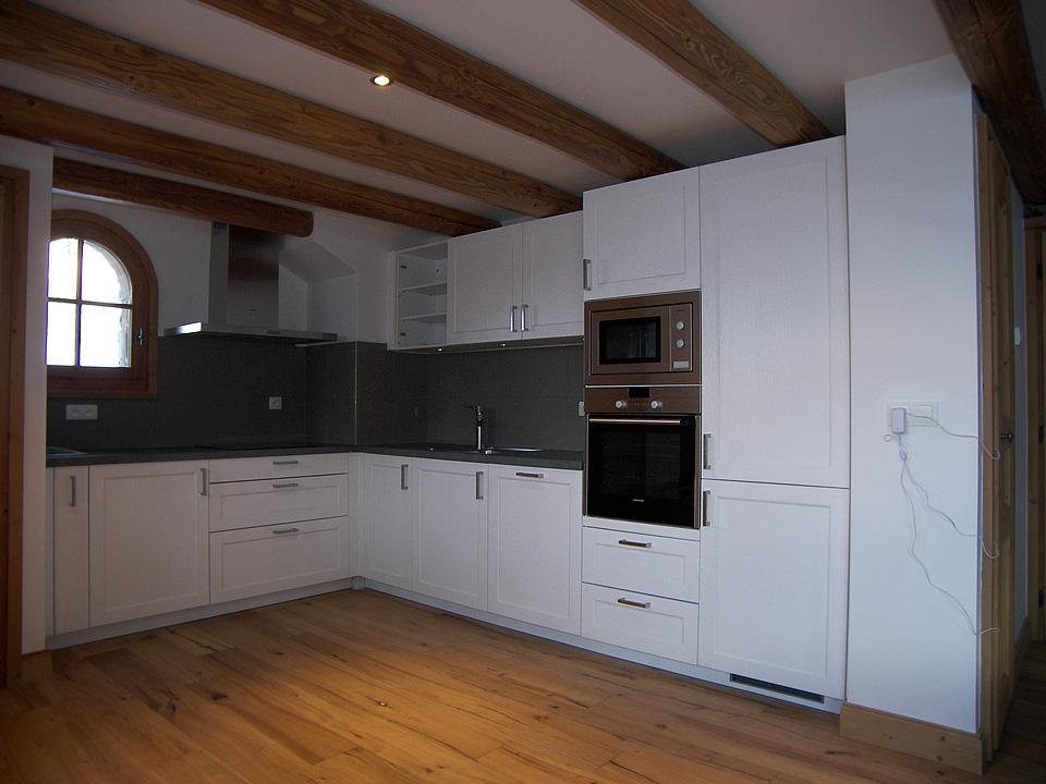 Chalets Nant Giraud II - Appartement G1 - Saint Martin de Belleville Savoie France