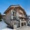 Chalet Roc de Fer perspective 1 Saint Martin de Belleville, Savoie