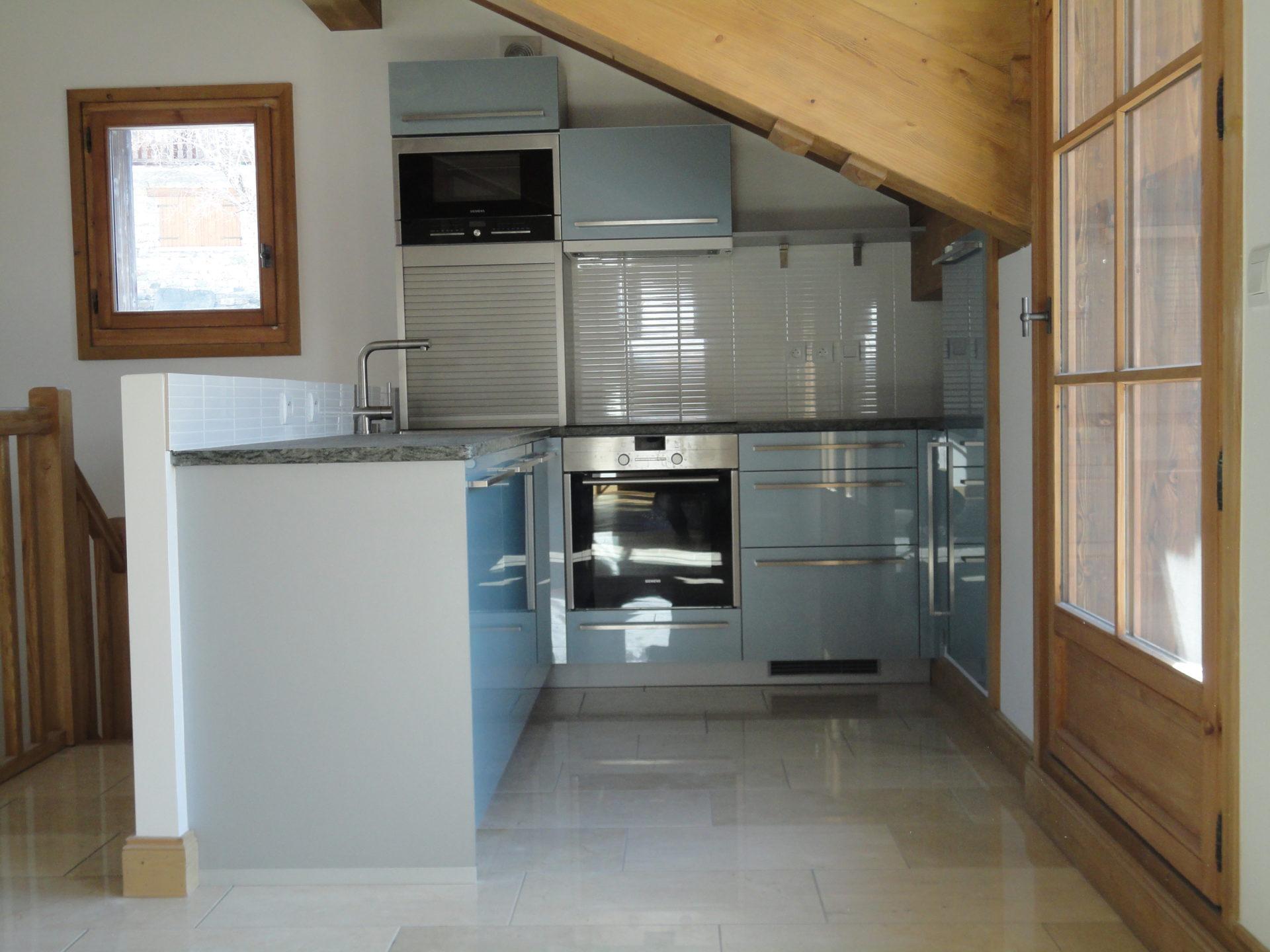 Chalets Nant Giraud II - Appartement I - Saint Martin de Belleville Savoie France