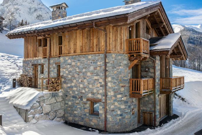 Chalet Mehrotra Perspective 5 - Saint Martin de Belleville, Savoie