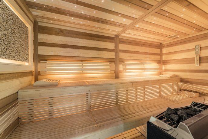 Chalet Smith Sauna Saint Martin de Belleville, Savoie