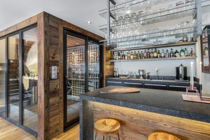 Chalet Smith Bar Saint Martin de Belleville, Savoie