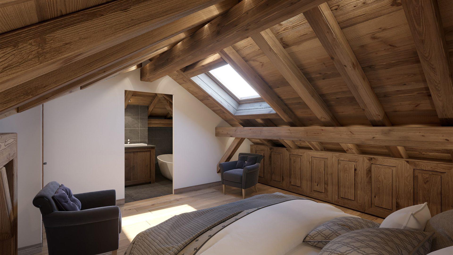 L'Épicerie / Appartement 3 / Saint Martin de Belleville, Savoie