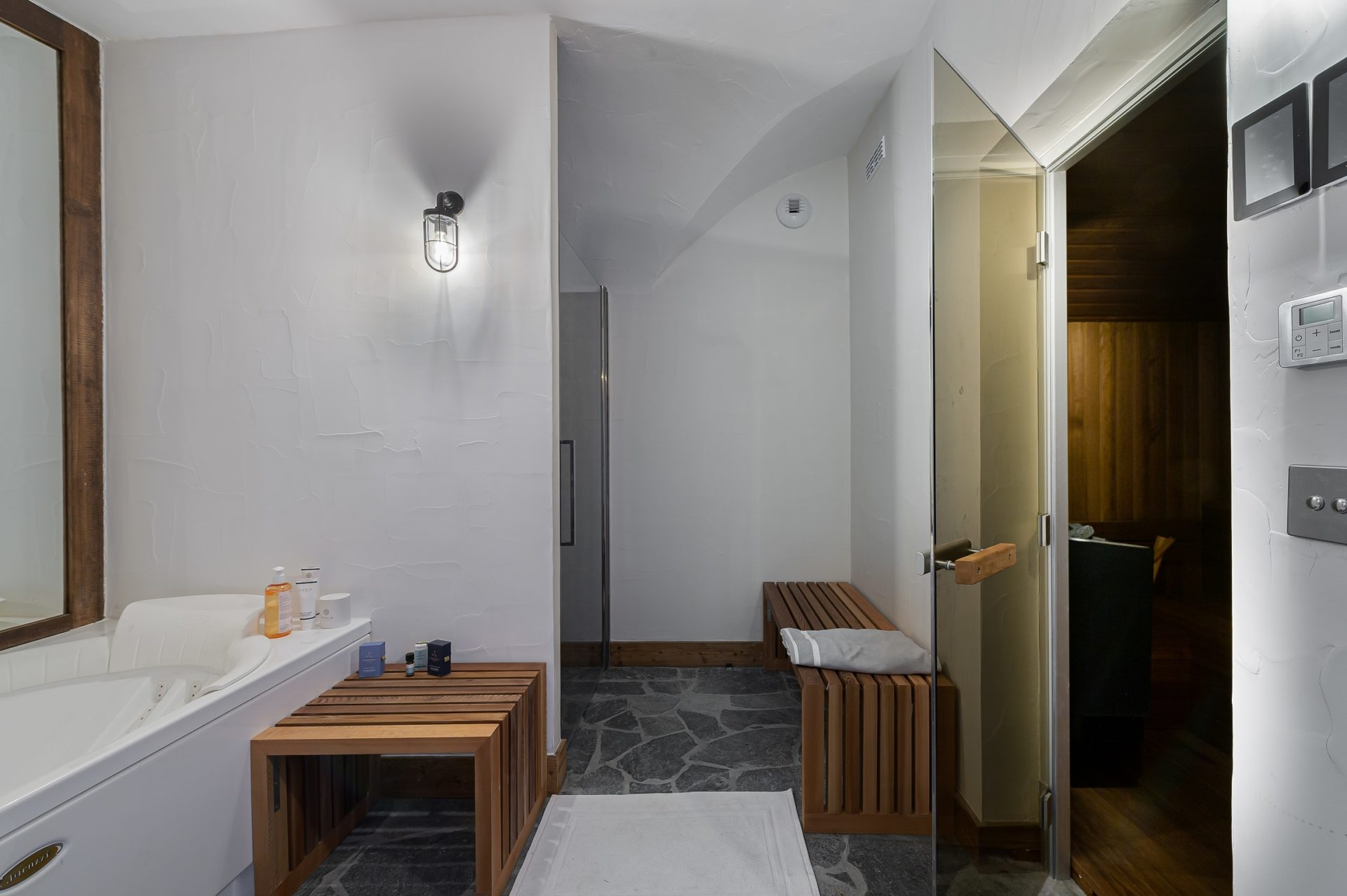 L'Epicerie / Appartement 1 / Spa / Saint Martin de Belleville, Savoie
