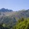 Les Chalets du Cheval Noir - Panorama Chalet B - vue côté vallée Saint Martin de Belleville Savoie France